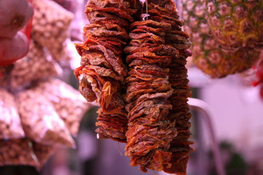 Gourmet food holidays take in food markets