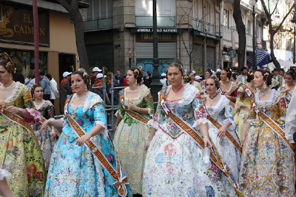 Typical Fiestas in Spain