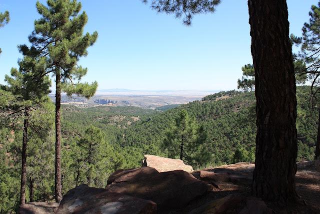 Walking in Spain and Teruel  makes a great getaway