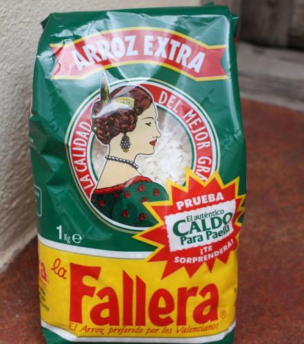 Fallera rice