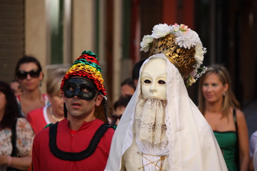 Fiestas on Spain