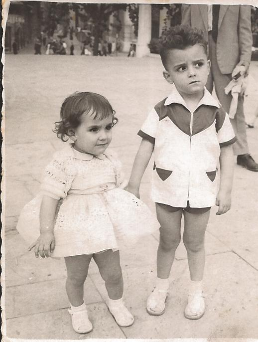Traditional Spanish family photos