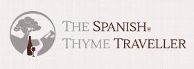 Logo for The Spanish Thyme Traveller