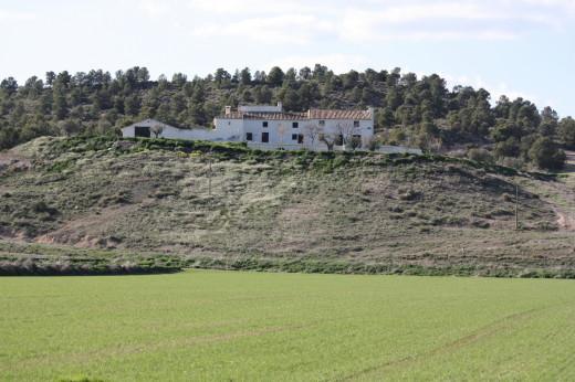Rural house in Spain