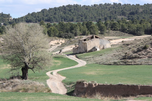 Spanish countryside and good food