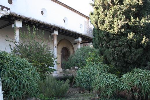 San Feliu, reconquist architecture in Xativa Spain