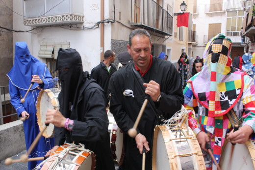 Fiestas in Moratalla