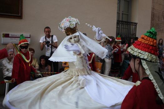 Fiestas in Spain