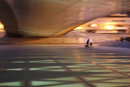 Cycling in Valencia