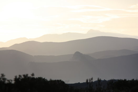 Mountains and real Spain