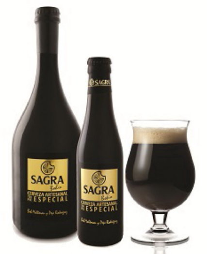 Porter ale from Spain